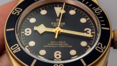 Photo of Hands-On: Tudor Black Bay Bronze Bucherer Blue M79250BB-0001
