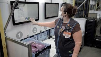 Photo of Walmart's Bot-Based Order-Picking System Goes National