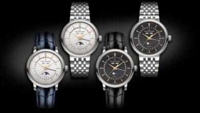 Photo of Carl F. Bucherer Unveils Adamavi FullCalendar Watch Series