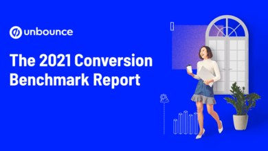 "Photo of ""What's a Good Conversion Rate for My Landing Page?"" [Conversion Benchmark Report 2021]"