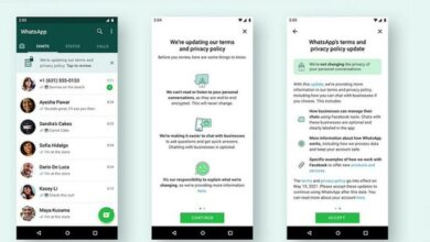 Photo of WhatsApp's Launching a Second, Cautious Attempt to Update its Terms of Service