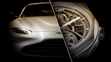 Photo of Girard-Perregaux Announces Official Partnership With Aston Martin