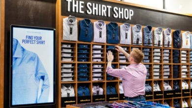 Photo of Men's Wearhouse Gets a High-Tech Upgrade in 3 Next-Gen Stores