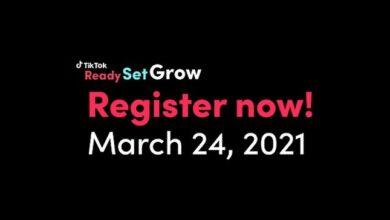 Photo of TikTok Announces 'Ready, Set, Grow' Summit for SMBs