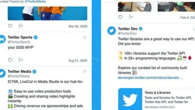 Photo of Twitter Will Remove Support for Some Timeline Embeds on Websites in June