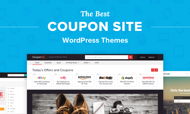 Photo of The 8 Best Coupon WordPress Themes for Clicks & Conversions