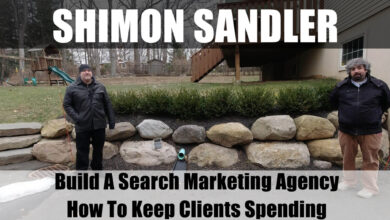 Photo of Video: Shimon Sandler on building and growing your search marketing agency