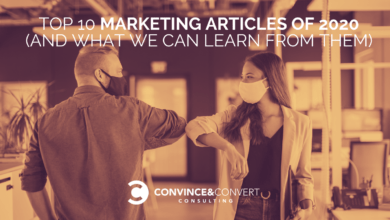 Photo of Top 10 Marketing Articles of 2020 (and What We Can Learn from Them)