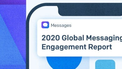 Photo of Announcing the 2020 Global Messaging Engagement Report