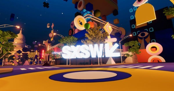 Photo of Walk Around Virtual Austin at SXSW; Cadbury Creme… Beer?: Tuesday's First Things First