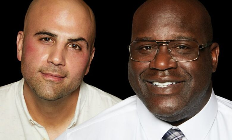 Photo of Shaquille O'Neal opens diversity-led agency with creative vet Omid Farhang