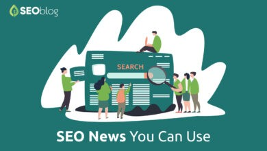 Photo of SEO News You Can Use: The Total Number of Backlinks on Your Site Doesn't Matter For SEO
