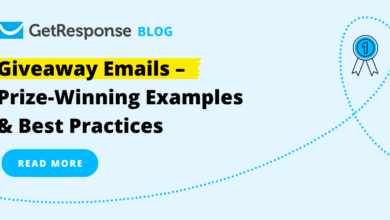 Photo of Giveaway Emails – Prize-Winning Examples & Best Practices
