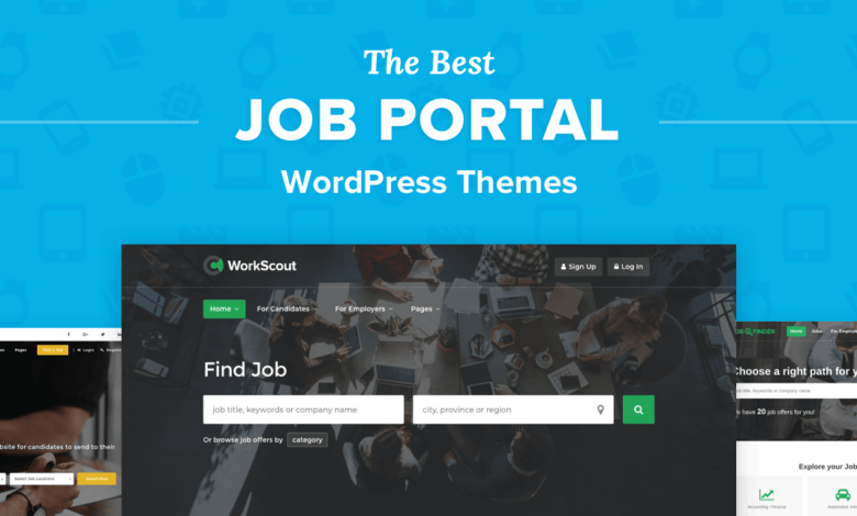 Photo of The 8 Best Job Board WordPress Themes to Build a Job Search Portal