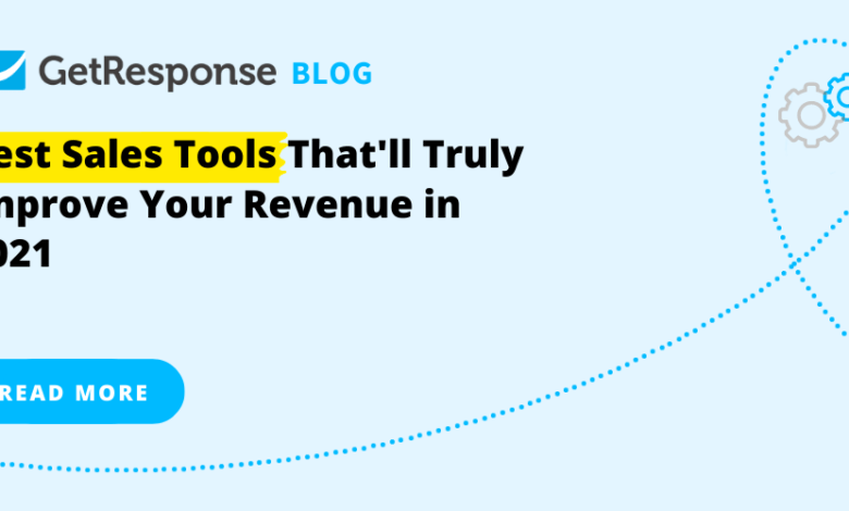 Photo of 12 Best Sales Tools That'll Truly Improve Your Revenue in 2021