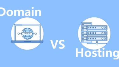 Photo of Domain VS Hosting- Facts and Stats