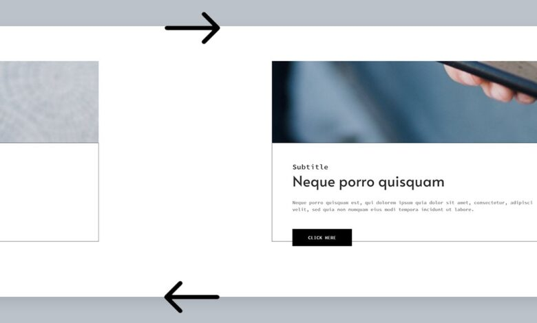 Photo of How to Automatically Scroll Horizontally When Scrolling Vertically with Divi & GSAP