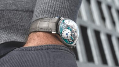 Photo of MB&F LMX Celebrates Ten Years By Reimagining The Original Legacy Machine