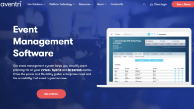 Photo of Best Event Management Software