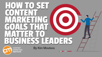 Photo of How to Set Content Marketing Goals That Matter to Business Leaders