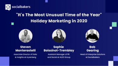 Photo of Webinar: It's the Most Unusual Time of the Year – Holiday Marketing in 2020