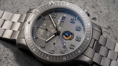 Photo of Fortis Debuts AMADEE-20 Watch Designed For Martian Exploration