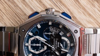 Photo of Hands-On: Bulova Precisionist X Sport 96B349 For 10th Anniversary Collection