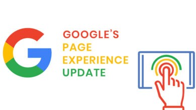Photo of Google Page Experience algorithm update 2021