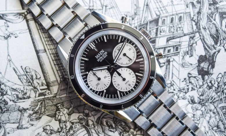 Photo of Watch Review: Maen Skymaster 38 Chronograph