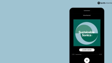 Photo of Spotify Recruits O2 for Green Sustainable Sonics Advertising Initiative