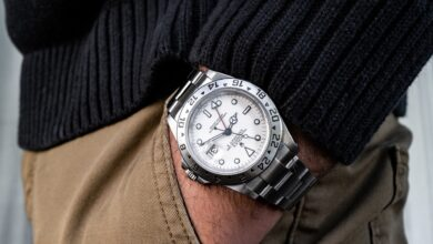 Photo of No Longer Made: Rolex Explorer II 16570 Watch