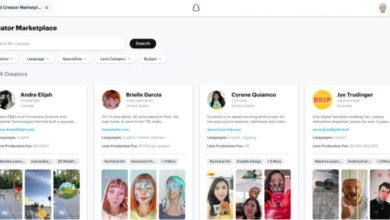 Photo of Snap Is Rolling Out a Marketplace for Brands and Creators