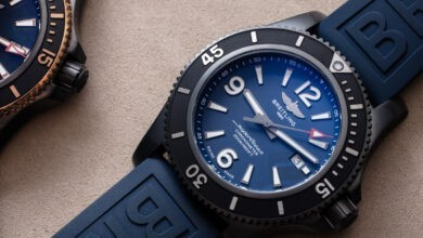 Photo of Hands-On: Breitling Superocean Automatic 46 Black Watches