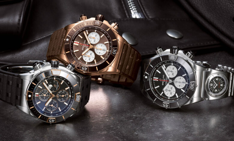 Photo of Breitling Debuts Super Chronomat Watch Series