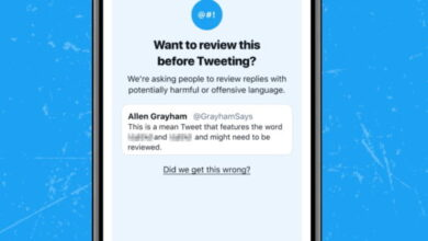 Photo of Twitter Rolls Out Revamped Prompts to Curb Harmful, Offensive Replies