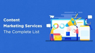 Photo of Content Marketing Services | The Complete List for a Successful Digital Strategy
