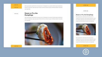 Photo of How to Stack Sticky Headings on Scroll for Unique Anchor Link Navigation in Divi