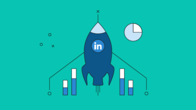 Photo of It's time to go beyond marketing with LinkedIn for business