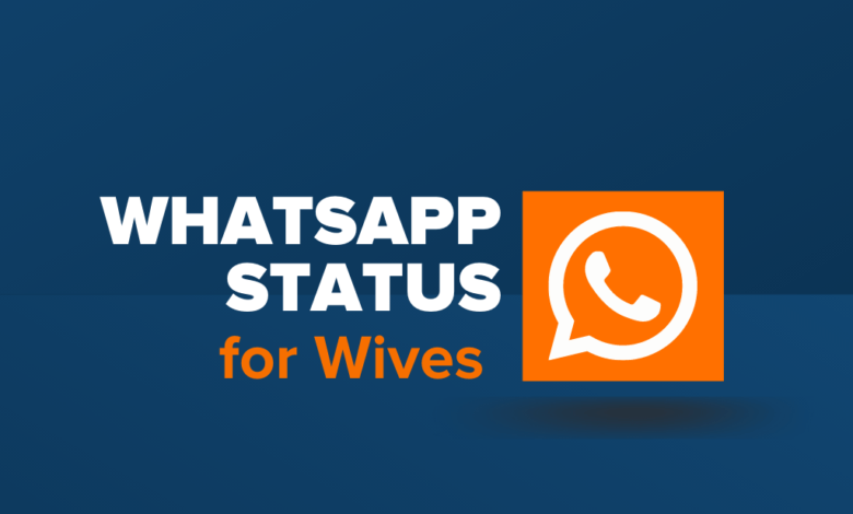 Photo of 251+ Brilliant Whatsapp Status For Wives