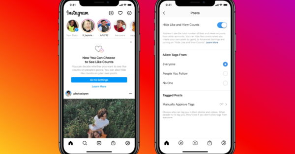 Photo of All Instagrammers Can Now Hide Like Counts on Feed Posts, Their Own Content