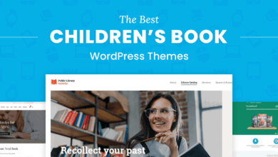 Photo of The 8 Best WordPress Themes for Children's Books (eCommerce Included)