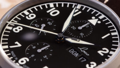 Photo of Watch Review: Laco Munchen Pilot's Chronograph