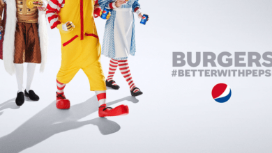 Photo of Pepsi channels Ronald McDonald, Wendy and BK's King in latest challenge to Coke