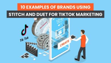 Photo of 10 Examples of Brands Using TikTok Stitch and TikTok Duet for Marketing