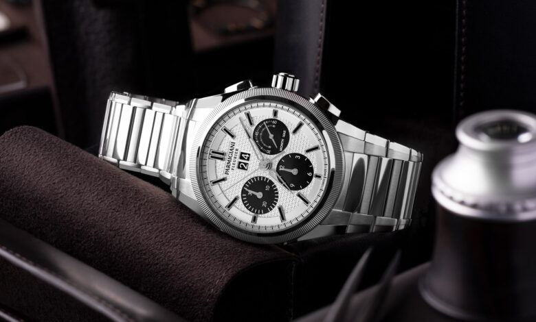 Photo of Parmigiani Tondagraph GT Collection Grows With New Panda Dial Watches