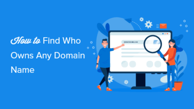 Photo of How to Find Out Who Actually Owns a Domain Name? (3 Ways)