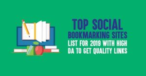 Photo of Top Free Social Bookmarking Sites 2021