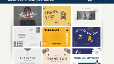 Photo of 10+ Business Thank you Canva Templates