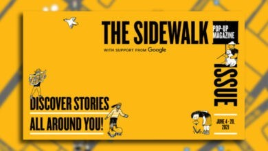 Photo of With its Google-Funded 'Sidewalk Issue,' Pop-Up Magazine Inches Toward Normalcy