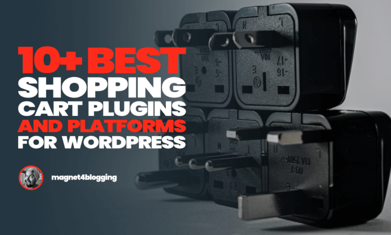 Photo of 11 Best Shopping Cart Plugins For WordPress [2021 Edition]